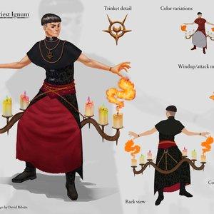 Diseño de personajes 03