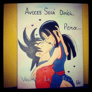 Dragon Ball love