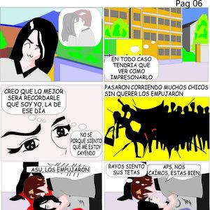 Comic - Cuarto de secundaria Pag 06