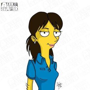 Al estilo Los Simpsons