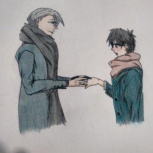 Yuri y Victor!