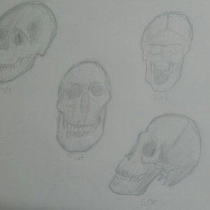 Cráneo #1