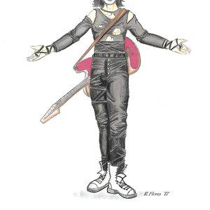 Guitar crow
