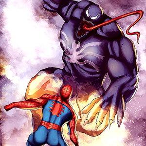 Spiderman VS Venom...