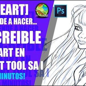 Aprende a hacer Linear en Paint Tool Sai en 5 minutos