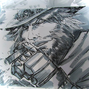 McCree Sketch