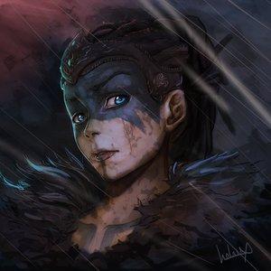 Hellblade : Senua's sacrifice fanart