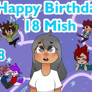Happy Birtday Mish