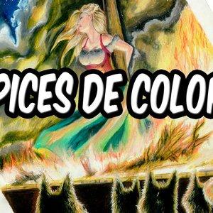 Dibujo con lapices de colores PrismaColor
