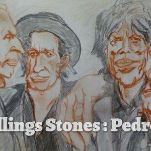 Rolling Stones caricatura