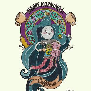 Marceline versión Art Nouveau.