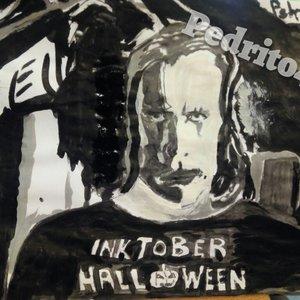 My inktober Halloween 2017