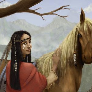 Princesa nativa