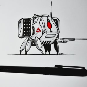 I´m a little tank