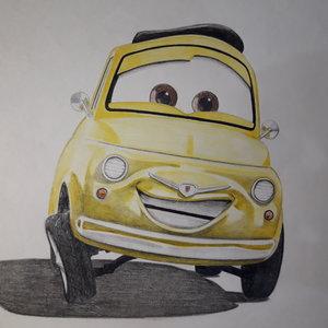 Luigi, cars