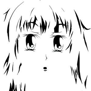 anime plantilla