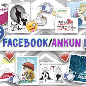 Facebook/AnKun.ilustraciones