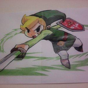Toon Link *.*