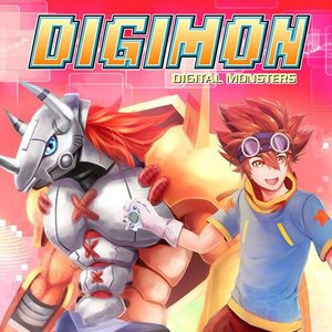 Digimon Tai x Wargraymon fan art