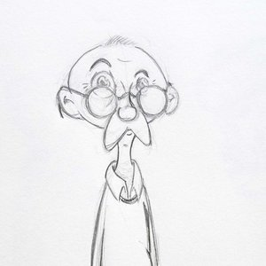 Bocetos1:  Papou