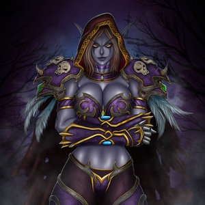 Beautiful Sylvanas