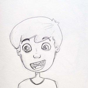 Bocetos2: Mario