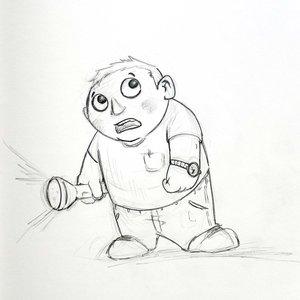 Bocetos: Stranger chubings