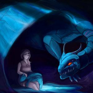 Dragón de la cueva