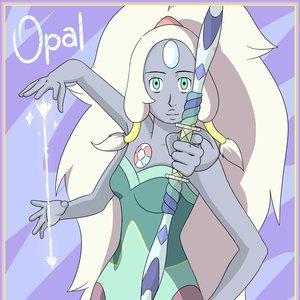 Opal - SU fanart