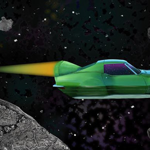 Drive the spacecraft