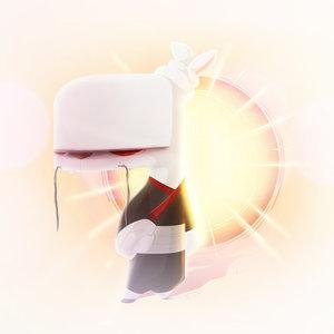 Conejo kung-fu