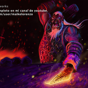 Blacksmith - Herreria Warcraft
