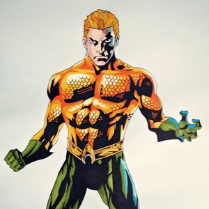 Aquaman (Blackest night)