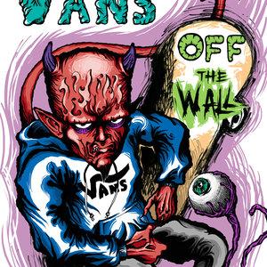 Vans fan-poster