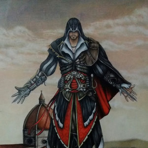 Ezio Auditore - Assassin´s Creed 2