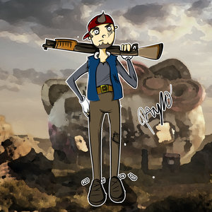 cheft zombie killer scopeta