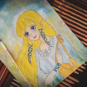 Princess Zelda, Skyward Sword.