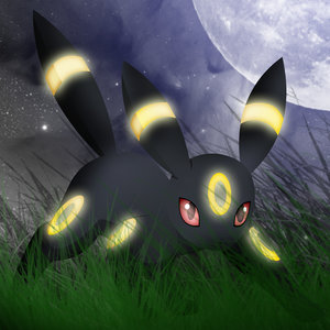 Umbreon - The Spirit of the Dark