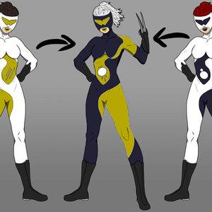 Personajes 3 y 4