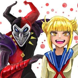 Shaco and Himiko Toga