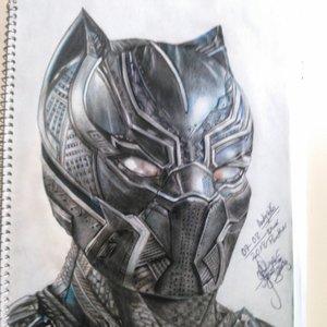 Black Panther/Pantera Negra