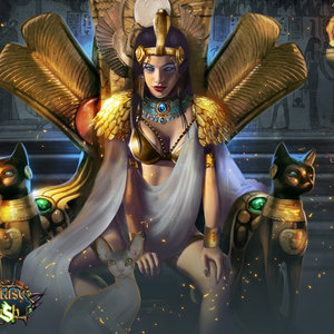 Egyptin for Fantasy Clash tcg