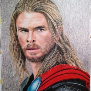 Retrato Thor https://www.youtube.com/watch?v=phitKlRq9RA