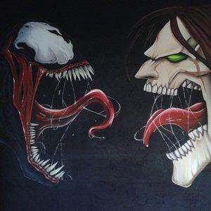 •Venom / Eren Titan•