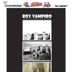 Boy Vampiro
