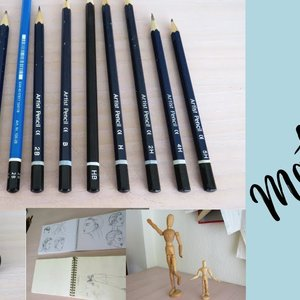 Materiales básicos de dibujo para principiantes