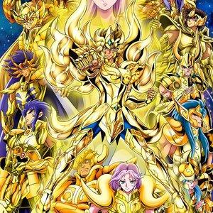 Poster Saint Seiya Soul of Gold