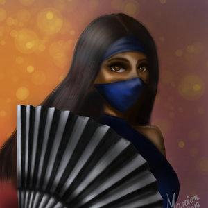 Kitana (Mortal Kombat II)