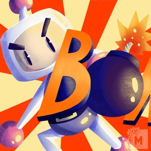 Bomberman Fan Art