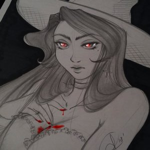 Halloween/ Sketch